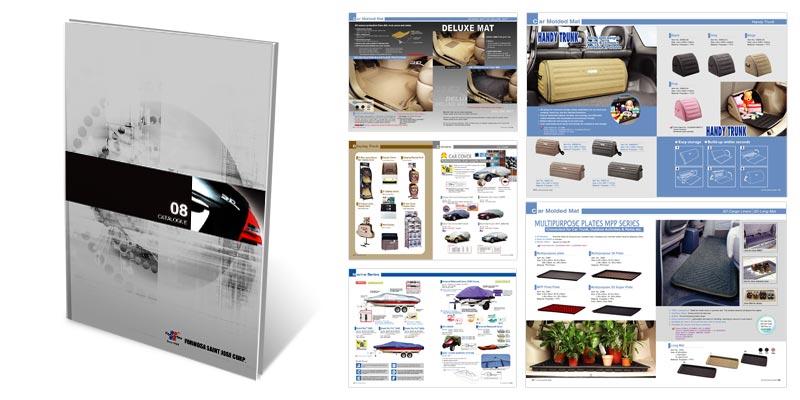 简介设计,年报设计,手册设计,美术编辑排版设计 > 圣州2008产品型录设图片